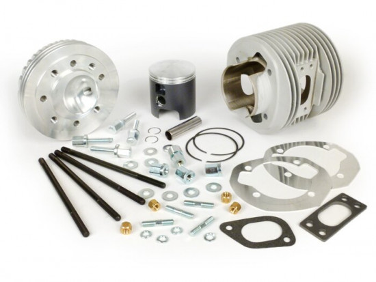 Kit cilindro BGM 225 RT per Lambretta SX + DL + Serveta (200cc)