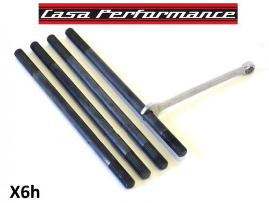 Kit prigionieri cilindro speciali Casa Performance per Lambretta S1 + S2 + S3 + TV3 + Special + SX + DL + Serveta
