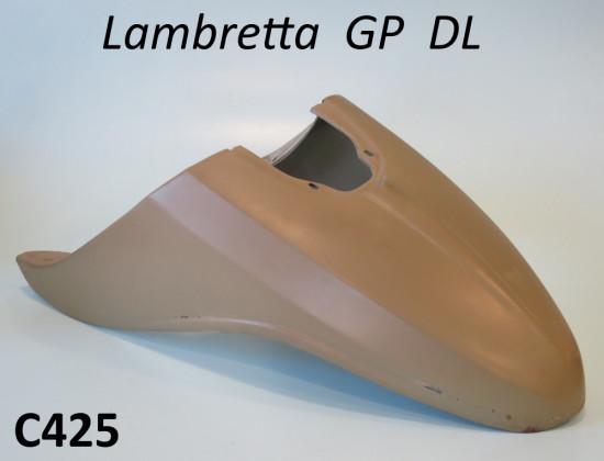 Parafango anteriore in metallo Lambretta DL