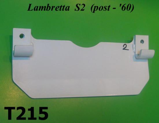 Parafango cavalletto con supporti Lambretta S2 + TV2
