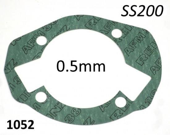 Guarnizione spessa 0.5mm base cilindro per kit SS200 di Casa Performance