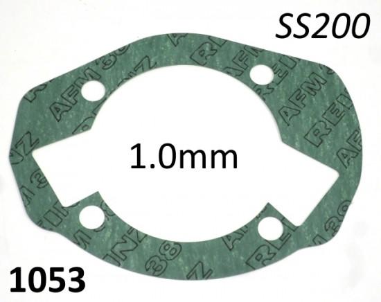 Guarnizione spessa 1.0mm base cilindro per kit SS200 di Casa Performance