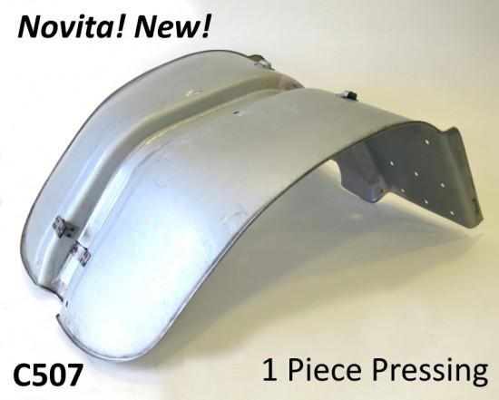 Scudo in metallo per Lambretta S1 + TV1 + S2 + TV2