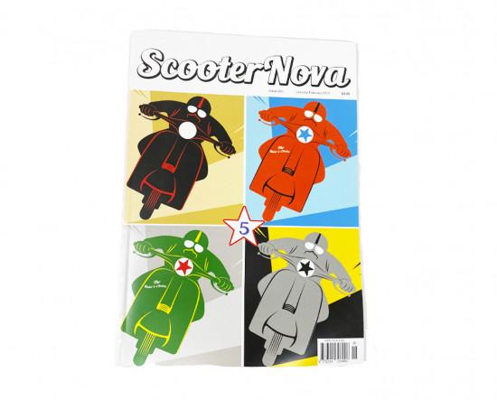 Rivista ScooterNova Magazine (Edizione No.5)