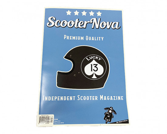 Rivista ScooterNova Magazine (Edizione No.13)