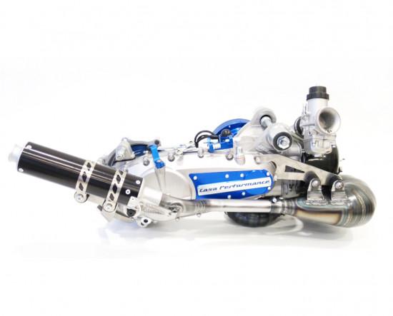 Motore completo Casa Performance SST265 per Lambretta S1 + S2 + S3 + SX + DL + Serveta