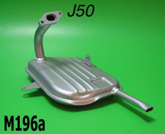 Marmitta per Lambretta J50