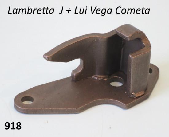 Staffa fine corsa leva messa in moto Lambretta J + Lui