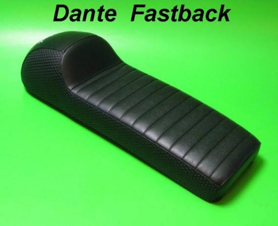 Sella sportiva 'Dante Fastback' per Lambretta S1 S2 S3 GP DL Serveta