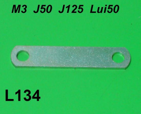 Asta comando cambio Lambretta J50 + Cento + J125 M3 + Lui 50C/CL