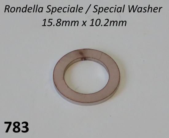 Rondella speciale bilanciere cambio Lambretta S1 + S2 + S3 + SX + DL + Serveta