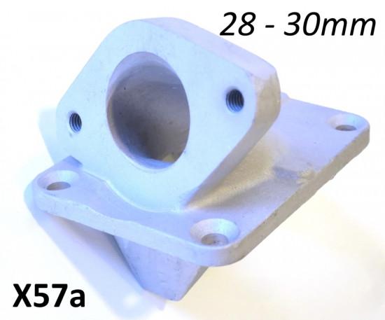 Collettore aspirazione Casa Performance per carburatore 28 - 30mm per kit SS200 + SS225 + SST265
