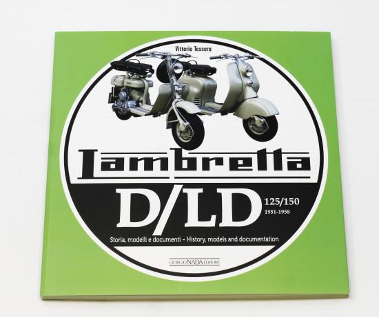 Libro Lambretta D/LD - 1951-1958