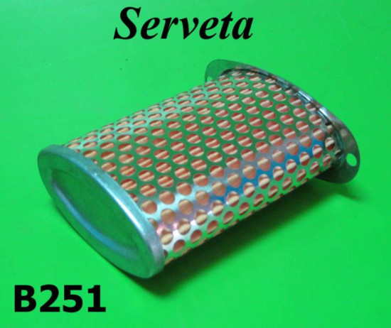 Filtro aria Serveta
