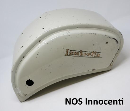 Bauletto posteriore originale NOS Innocenti per Lambretta LD
