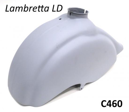 Parafango anteriore in metallo per Lambretta LD