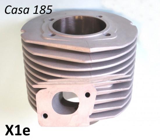 Cilindro di ricambio per kit Casa185 per Lambretta S1 + S2 + TV2 + S3 + Special + TV3 + SX + DL + Serveta (125, 150 & 175cc)