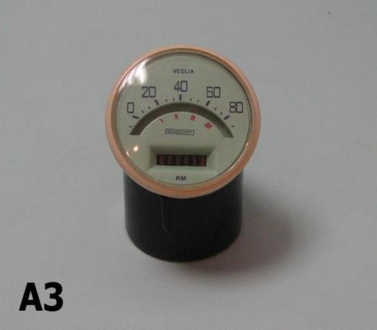 Contachilometri scala 80 Km/h