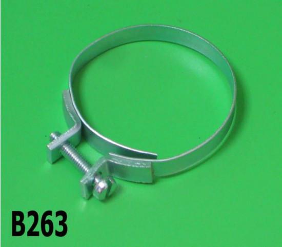 Fascetta inferiore soffietto filtro aria