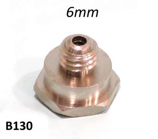 Ingrassatore M6 'Tecalemit' (chiave 14mm) per Lambretta D + LD