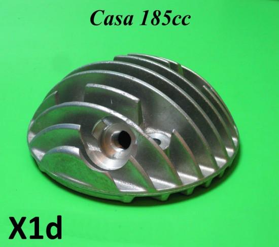 Testata SOLO per kit Casa 185cc