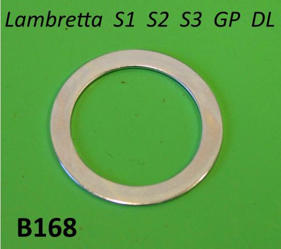 Rasamento cono mozzo ruota posteriore Lambretta S1 + S2 + S3 + SX + DL + Serveta