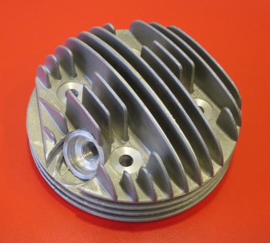 Testa cilindro per Lambretta S1 + S2 + S3 + Special + SX + DL + Serveta 150cc