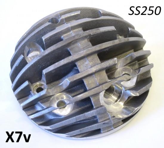 Testata radiale speciale Casa Performance per kit elaborazione SS250 (SS225 con albero motore corsa 64mm)