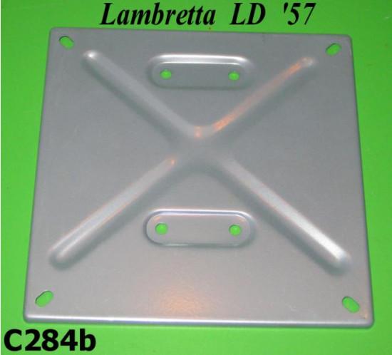 Porta targa Lambretta LD
