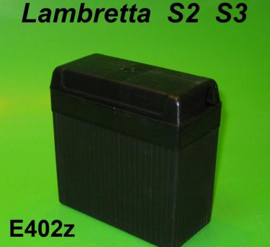 Batteria 6V (tipo d'epoca) Lambretta S2 LI150 TV175