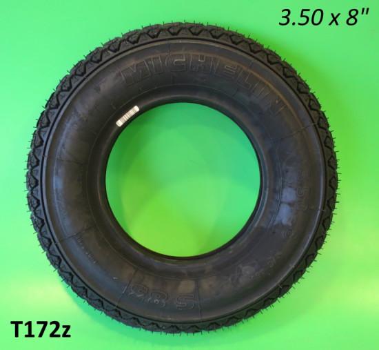 """Pneumatico Michelin S83 3.50 x 8"""""""