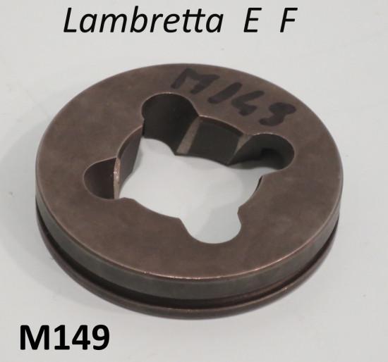 Disco scanalato innesto avviamento Lambretta E + F