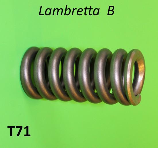 Molla ammortizzatore posteriore Lambretta B
