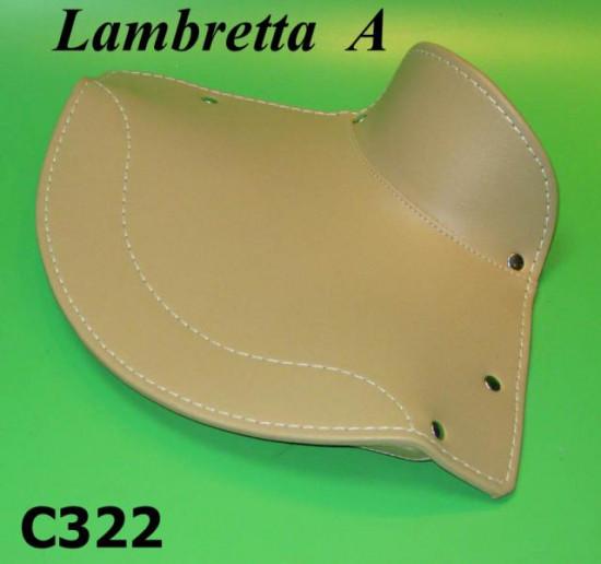 Copertina sella anteriore beige Lambretta A125 Vers. 2
