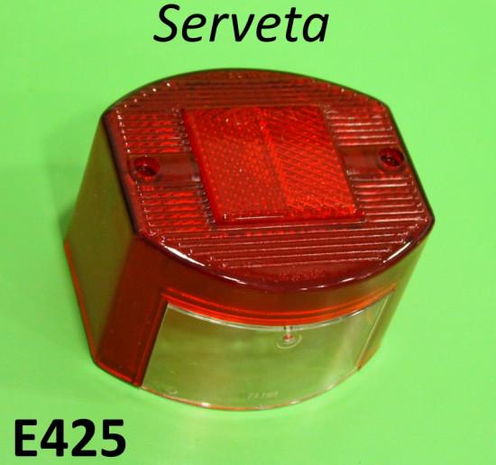 Vetro fanale posteriore Serveta '74 - '81