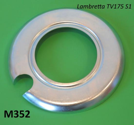 Disco metallico posteriore per meccanismo messa in moto per Lambretta TV1