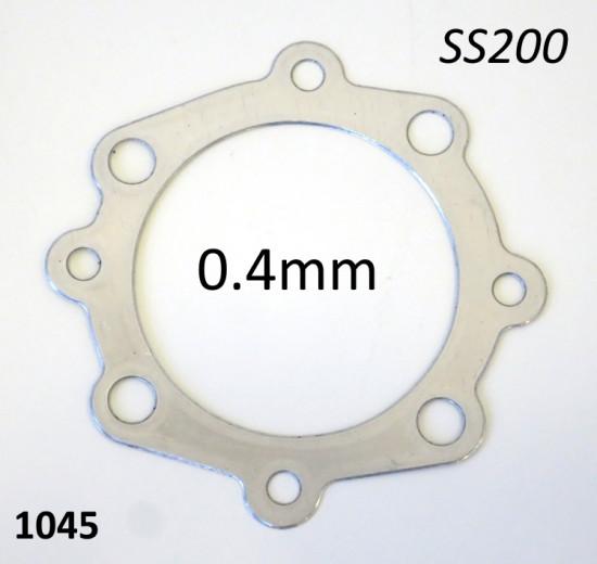 Guarnizione testa Casa Performance SS200 spessore 0.4mm