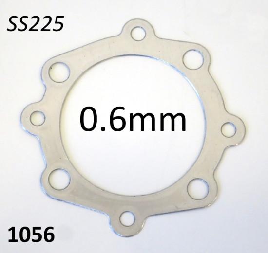 Guarnizione testa spessore 0.6mm per kit cilindro Casa Performance SS225