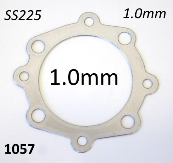 Guarnizione testa spessore 1.0mm per kit cilindro Casa Performance SS225
