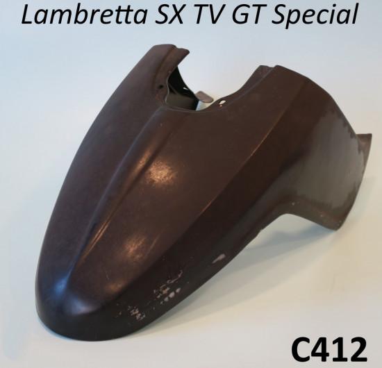 Parafango anteriore in metallo Lambretta TV3 + Special + SX