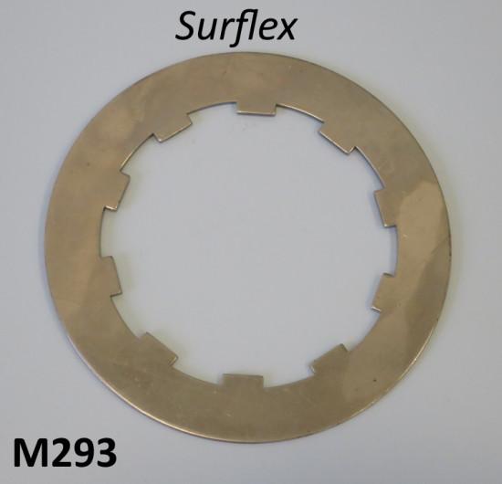 Disco frizione in metallo frizione 1.5mm Lambretta S1 + S2 + S3 + SX + DL