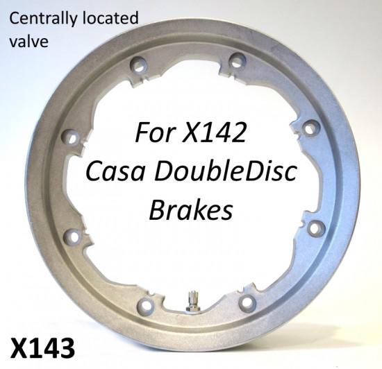 Cerchio tubeless speciale per freno a disco Casa Performance CasaDisc Double X142