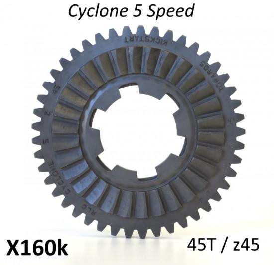 z45 ingranaggio 1a. marcia per cambi 5 marce 'Cyclone 5 Speed'