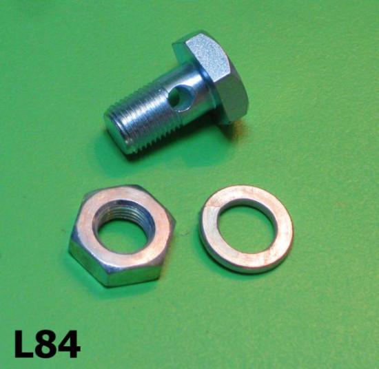 Vite morsetto pedale freno posteriore Lambretta D + LD + E + F + S1 + S2 + S3 + SX + DL