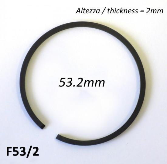 Fascia elastica (segmento) 53.2mm (altezza 2.0mm) tipo originale di alta qualità