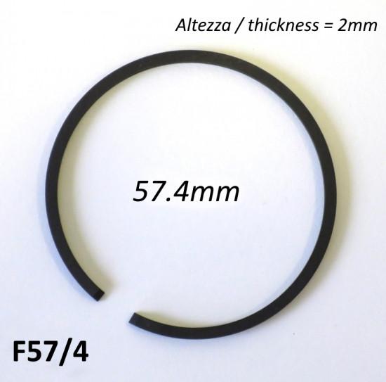Fascia elastica (segmento) 57.4mm (altezza 2.0mm) tipo originale di alta qualità