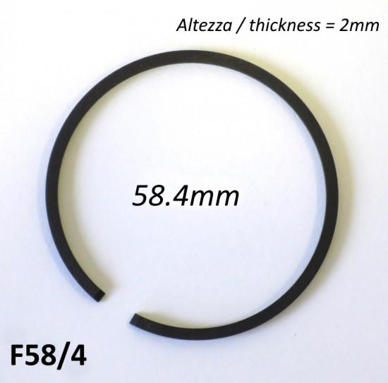 Fascia elastica (segmento) 58.4mm (altezza 2.0mm) tipo originale di alta qualità