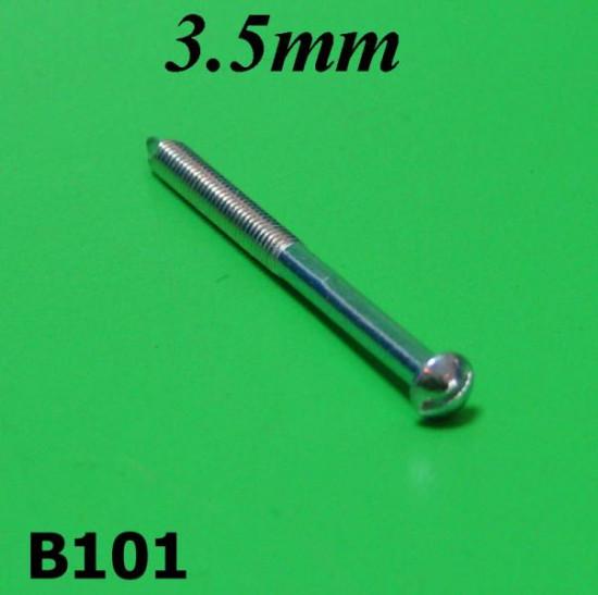Vite 3.5mm per fanalino posteriore tipo CEV - Aprilia Lambretta S3
