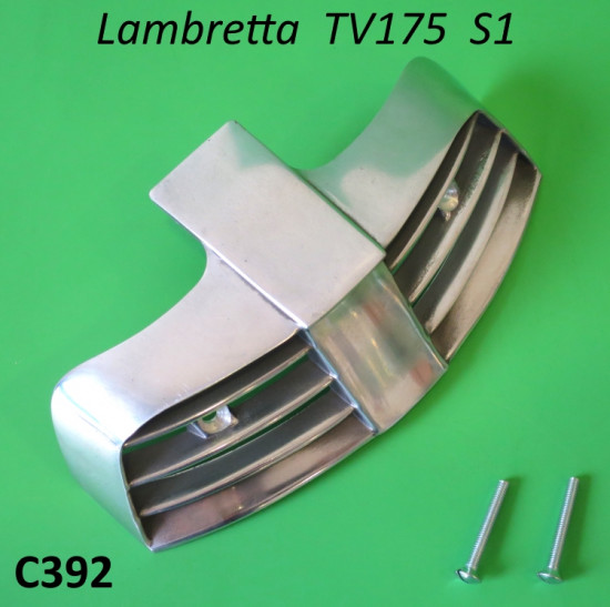 Griglia posteriore per Lambretta TV1 175cc