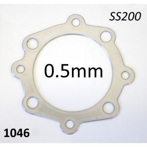 Guarnizione testa spessore 0.5mm per kit cilindro Casa Performance SS200